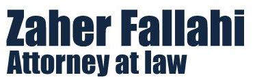 Zaher Fallahi logo